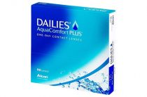 Dailies AquaComfort Plus (90 Linsen)